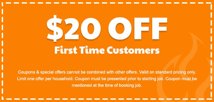 discount for first time customers in Edmonton, AB